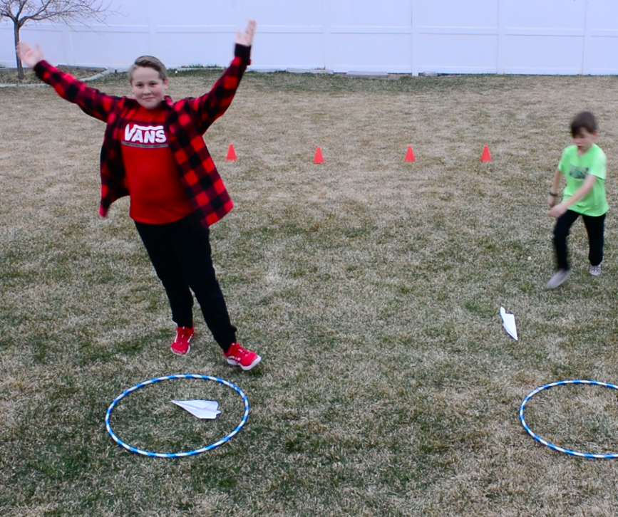 6 Outdoor Play Games for Social Distancing