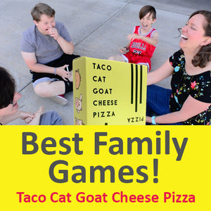 How to Play Taco Cat Goat Cheese Pizza with Play-through and So Many Laughs!