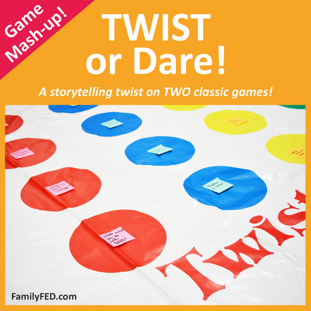TwiSTORIES—a getting-to-know-you-game for family and friends!