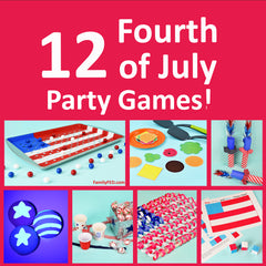 12 Fun and Easy Fourth of July Party Games