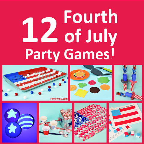 12 Fun and Easy Fourth of July Party Games for Kids, Teens, and Adults