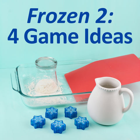 Frozen 2 party games with family history ideas