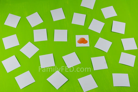 Place Greedy Leprechaun cards facedown on the table