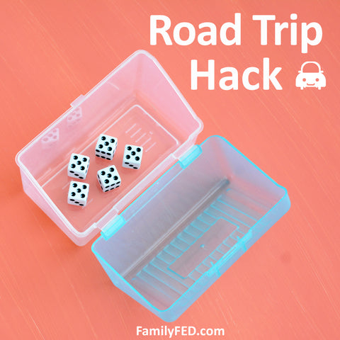 Easy Road Trip Hack for Dice Games