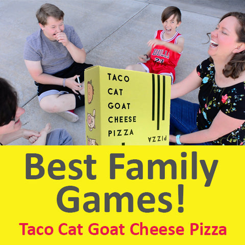 How to play Taco Cat Goat Cheese Pizza