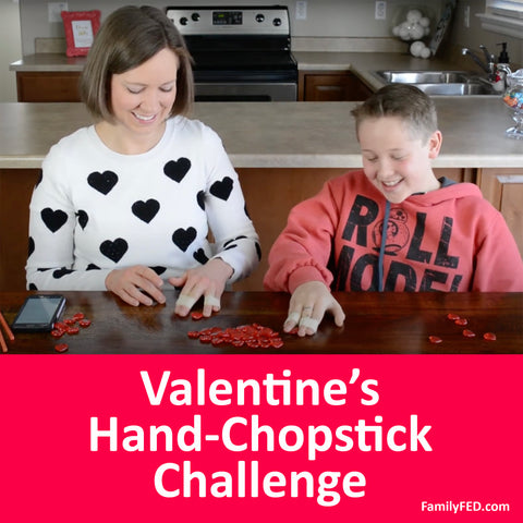Easy Valentine's Day Party Game