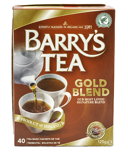 Barry's Tea Gold Blend - 40 Pack
