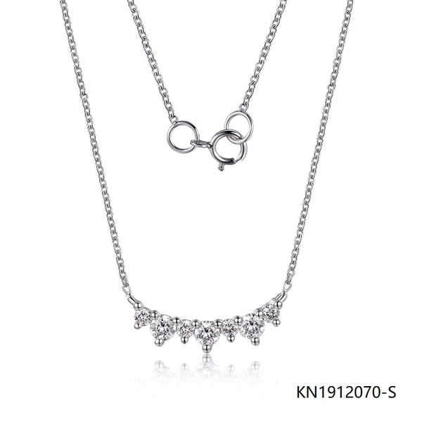 S925 Necklace Fancy Pendant with AAA CZ Stones
