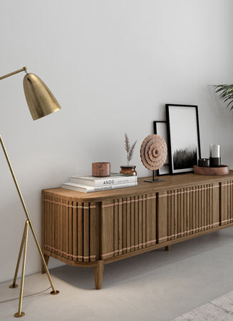 Substation Bedside Wood