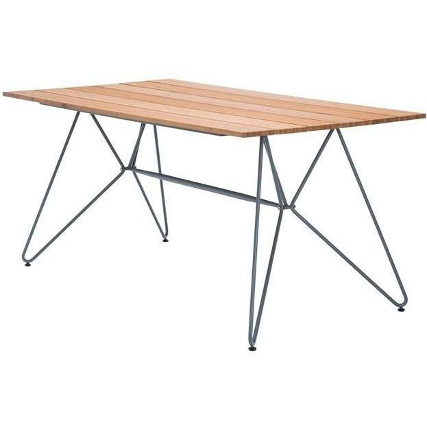 Sketch Dining Table - Bamboo | Grey 160cm