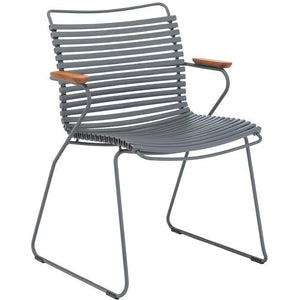 Click Dining Chair Grey