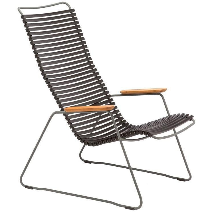Click Lounge Chair - Black