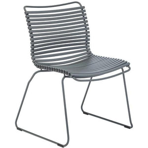 Click Dining Chair - Dark Grey