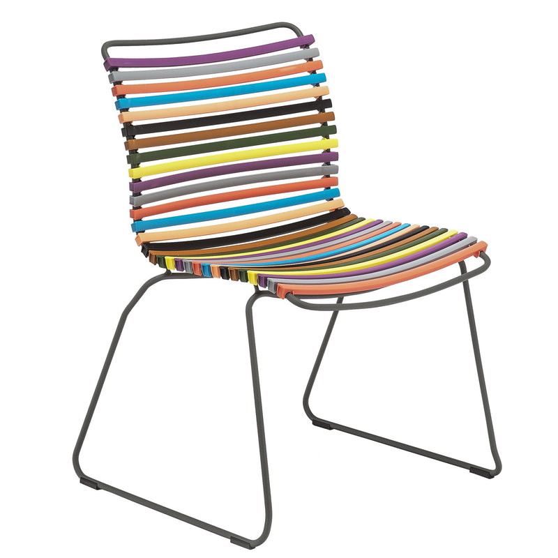 Click Dining Chair - Dynamic Colour