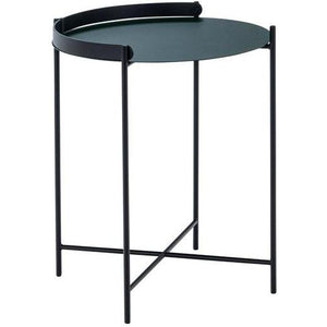 Edge Tray Table Pine Green 46 cm