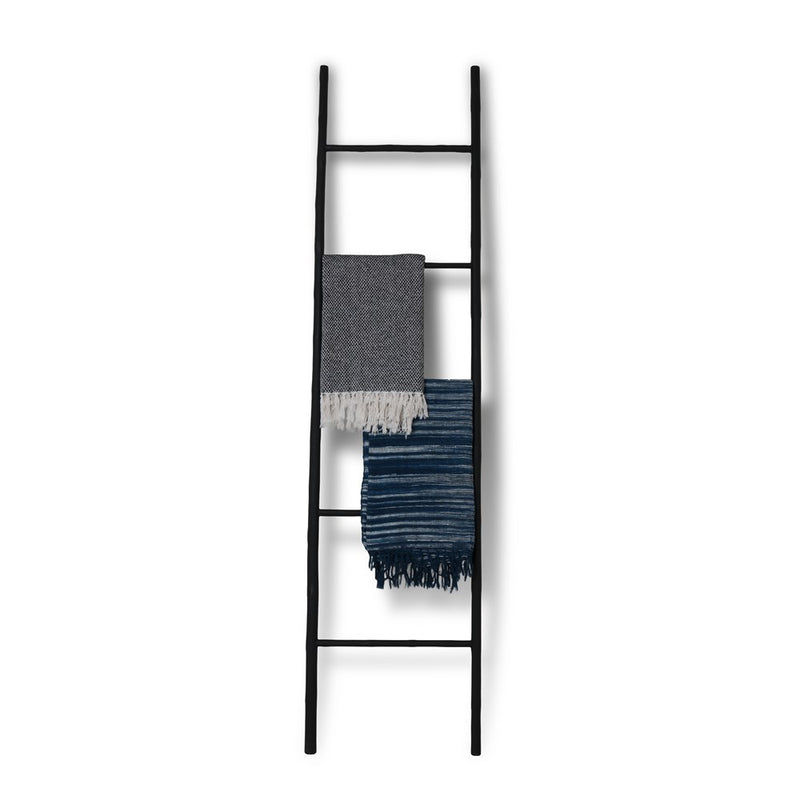 Bamboo Ladder Matte Black