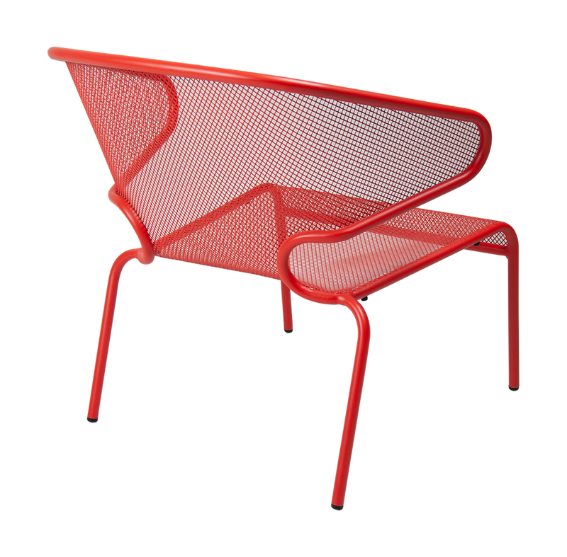 Movida Casual Chair Grenadine