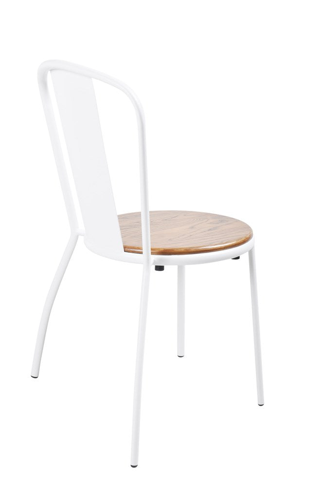 Poppy Dining Chair White