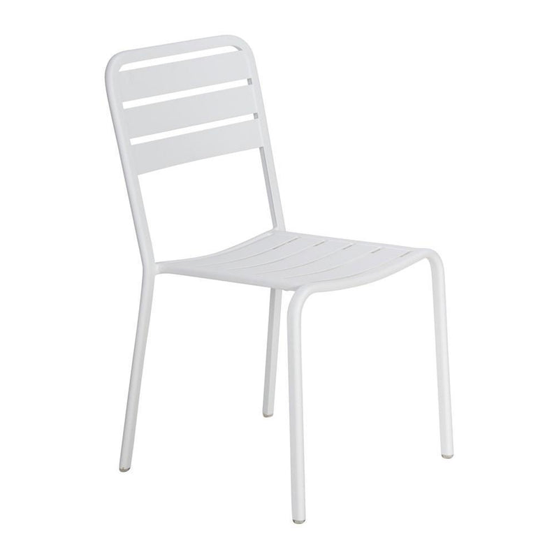 Vespa Dining Chair White