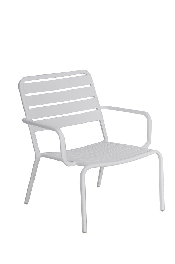 Vespa Casual Chair White