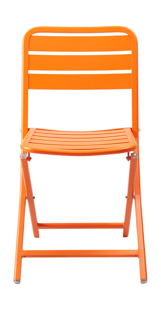 Vespa Folding Chair Mandarin