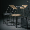 Bistro Counter Stool Black