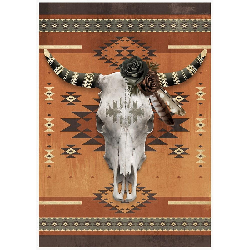 The Aztec Wanderer Print