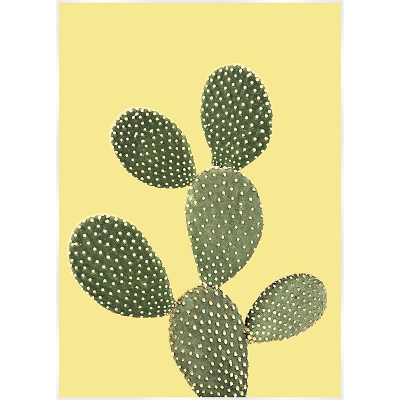 Prickly Pear Sunshine Print