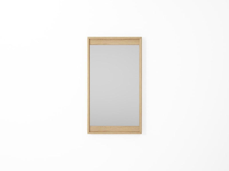Circa Hanging Mirror 1 - European Oak
