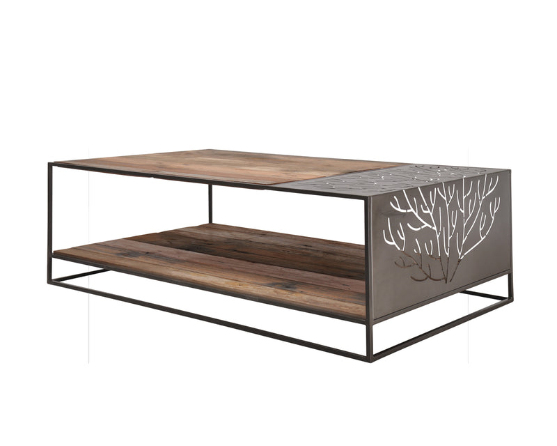 Coral Coffee Table