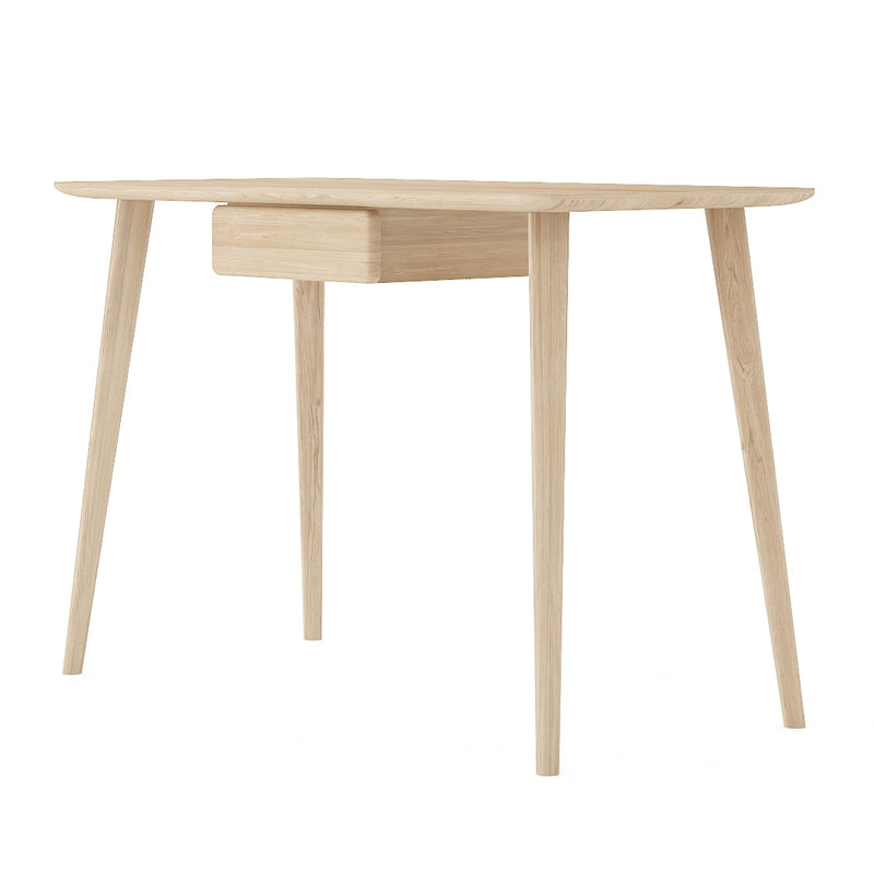 Domani Desk with Draw in European Oak