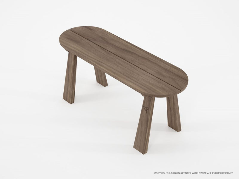 East Bench American Walnut