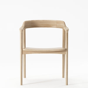 Grasshopper Armchair - European Oak