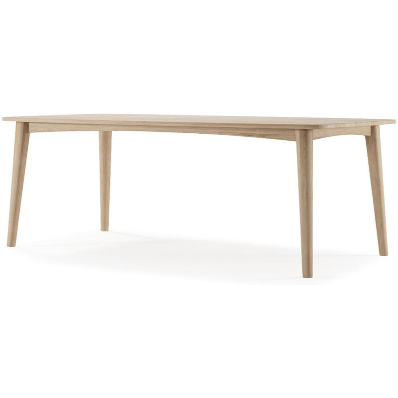 Grasshopper Rectangular Dining Table 200cm - European Oak