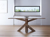 Ki Rectangular Dining Table 180cm - FSC Recycled Teak