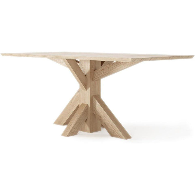 Ki Rectangular Dining Table 180cm - European Oak