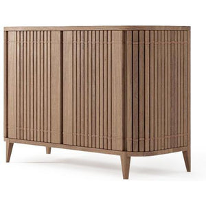 Koppar Sideboard with 2 Doors - FSC Recycled Teak