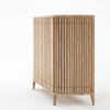 Koppar Shoe rack  Cabinet  - European Oak