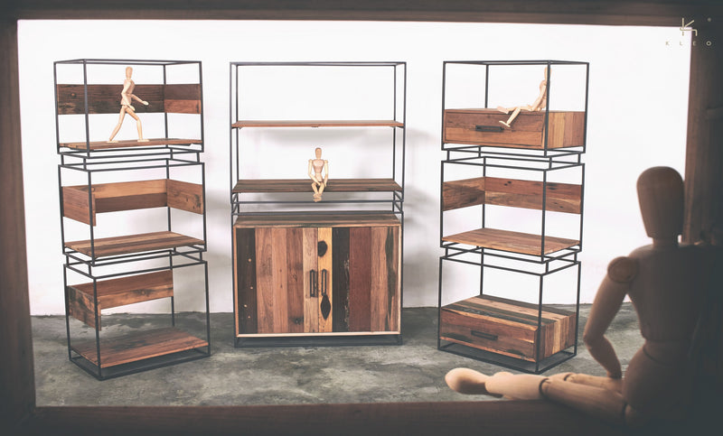 Nako Storage Unit Open Shelf
