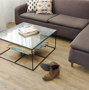 Nako Salvage Square Coffee Table