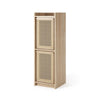 Roots Cupboard with 2 Doors - European Oak