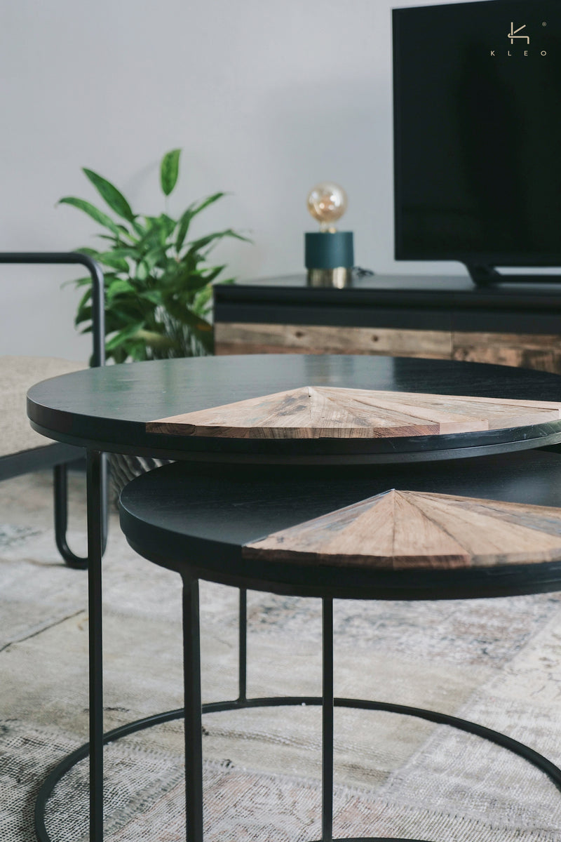 Sublime Coffee Table Set of 2