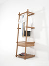 Simply City Ladder Standing Hanger - FSC Recycled Teak