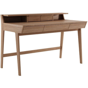 Soho Desk - FSC Recycled Teak
