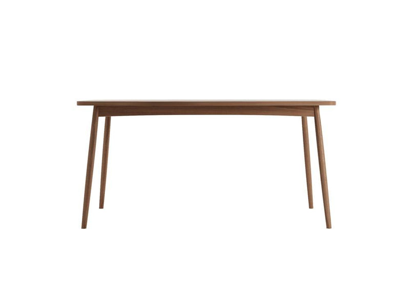 Twist Dining Table 160cm - FSC Recycled Teak