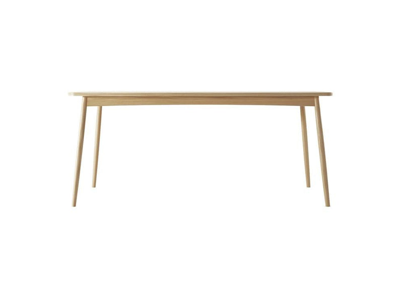Twist Dining Table 180cm - European Oak