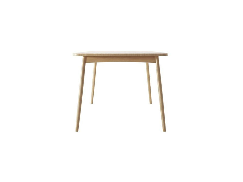 Twist Dining Table 200cm - European Oak
