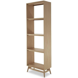 Twist Bookcase - European Oak