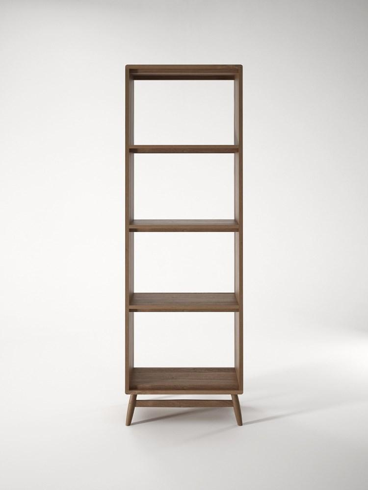 Twist Bookcase - FSC Recycled Teak