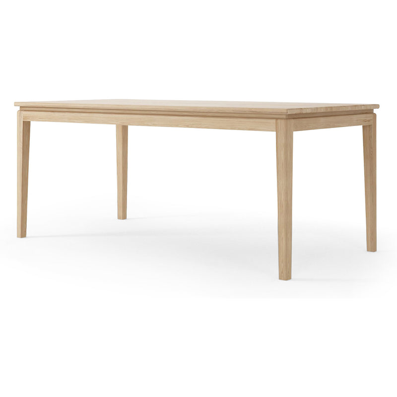 Twenty Twenty Square Dining Table 180cm - European Oak